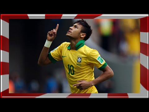 Los 10 Mejores goles de Neymar - Top 10 Neymar Goals