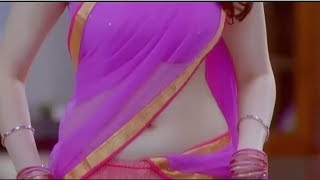 Tamanna Bhatia hot navel show with naughty expressions