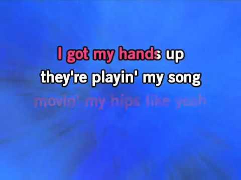 watch Miley Cyrus - Party In The U.S.A. (Karaoke/Instrumental) with lyrics