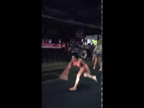 Xxx Mp4 Pattaya Ladyboy Vs Farang At Walking Street Part 1 3gp Sex