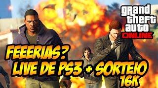 Live Clima de FÉRIAS no PS3 + Sorteio de Contas #16k