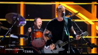 Metallica - Turn The Page [Live Rock & Roll Hall Of Fame 2009 DVD] [HD] 1080p