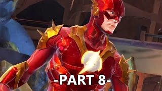 Legendary Flash Gameplay Part 8   DC Legends