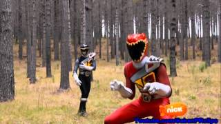 Power Rangers Super Dino Charge Ep 5 - Roar of the Red Ranger - Tylar's Father is Aqua Blue Ranger