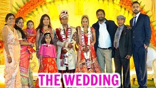 The Valentine Day Wedding - A Day In My Life   ShrutiArjunAnand