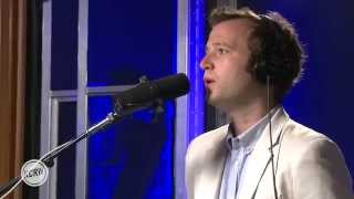 "Baio performing ""Sister of Pearl"" Live on KCRW"