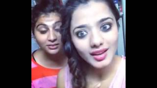 Indian girl funny song