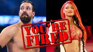11 WWE Fired Wrestlers - Recently RELEASED/FIRED in 2016/2017: Where Are They Now!?