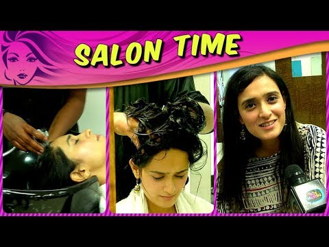Xxx Mp4 Pankhuri Awasthy Aka Amla Does Hair Treatment In Salon Time 3gp Sex