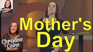 Christine Caine Undaunted Sermons 2016 - Mother's Day