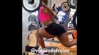 Glúteos e posterior - Aline Barreto