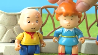 Caillou and Friends Visit The Zoo Together! Caillou Funny Animated Cartoons for Kids ADVERTISEMENT