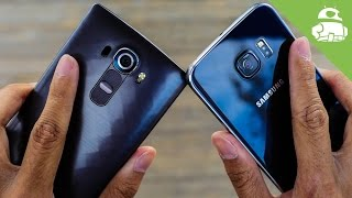 LG G5 vs Samsung Galaxy S7: Which are you more excited for?