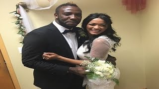 Andre Russel ties knot with his long term girlfriend