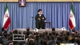 إيران تستعرض قوتها وتستخف بتهديدات ترمب