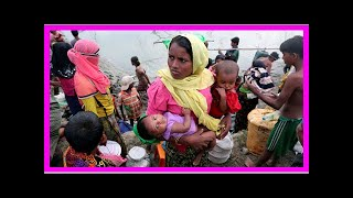 News-refugees facing the risk of landslides, epidemics, disasters Emergency Committee warned