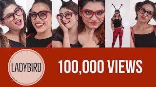 Ladybird - Official Music Video (DK Dinesh Kumar feat Psychomantra)