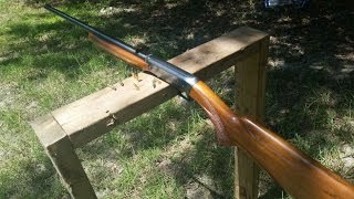 Browning .22 Shooting Review