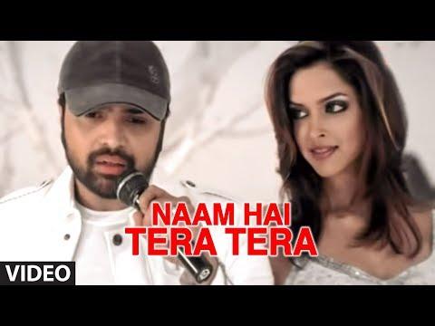 Naam Hai Tera Tera Ft. Deepika Padukone (Full Video Song) - Aap Kaa Surroor   Himesh Reshammiya