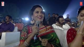 Anchor Suma Interaction With VVR Team @ Vinaya Vidheya Rama Pre Release Event
