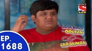 Taarak Mehta Ka Ooltah Chashmah - तारक मेहता - Episode 1688 - 4th June, 2015