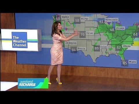 Maria LaRosa light pink dress 04 05 15 1080p