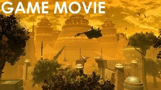Star Wars: The Old Republic - Karagga's Palace (Game Movie) (Story Walkthrough) (No Commentary)