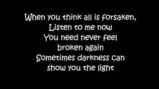 Disturbed - ''The Light'' Lyrics