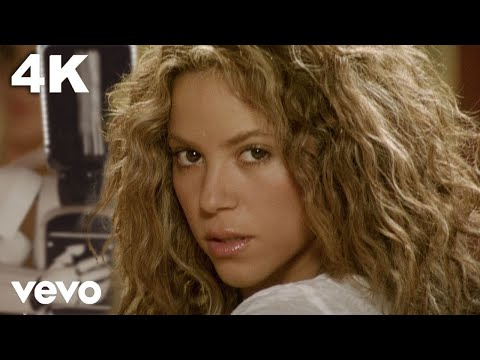 Shakira Hips Don t Lie Official Music Video ft. Wyclef Jean