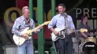 Anson Funderburgh, Eric Lindell & Sunliners: