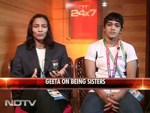 Geeta & Babita: India's wrestling sisters