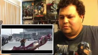 If Captain America: Civil War Ended Like Batman v Superman - REACTION!!