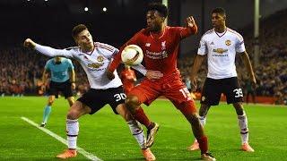 Manchester United vs Liverpool 1-1 ENGLAND: Premier League 15.01.2017 highlights & full goals 1 1