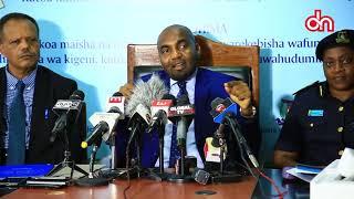 Naibu Waziri Masauni azungumzia usalama mipakani