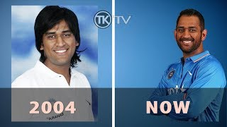 15 CRICKETERS FIRST MATCH VS. NOW! (Before and After Being Popular)