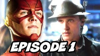 The Flash Season 2 Episode 1 - TOP 10 WTF and Easter Eggs