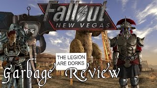 A Ridiculous Recap Of Fallout New Vegas Lore and Story