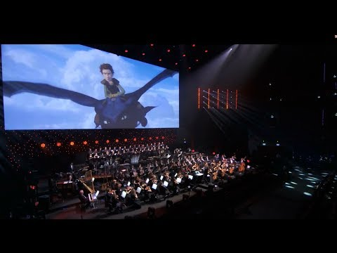 FMF 2016 Film Music Gala Animations How To Train Your Dragon