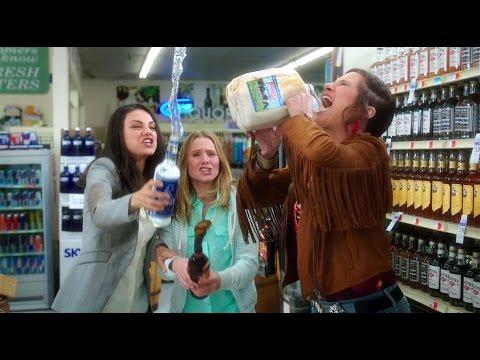 Bad Moms Best Scenes (HD) (2016)
