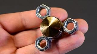 DIY Epoxy Glue Fidget Spinner