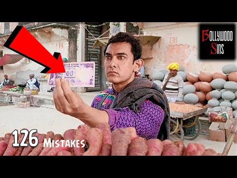 [PWW] Plenty Wrong With PK Movie (126 MISTAKES) | Bollywood Sins #13