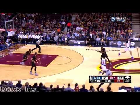 Kyrie Irving Full Highlights 2016 10 25 vs Knicks   29 Pts in 3 Quarters!