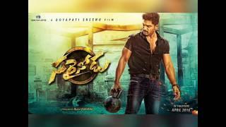 Allu arjun new movie sarrainodu hindi dubbed