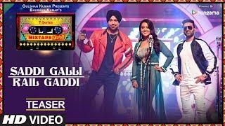 SADDI GALLI/RAIL GADDI (Teaser) | Mixtape Punjabi | Preet Harpal, Amruta Fadnavis, Deep Money