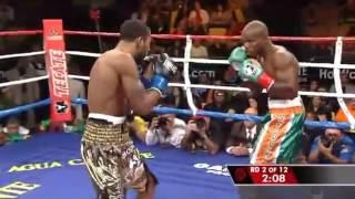 Timothy Bradley vs Lamont Peterson