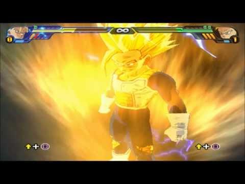 Dragon Ball Z Budokai Tenkaichi 3 Choques de Poderes 2da Parte