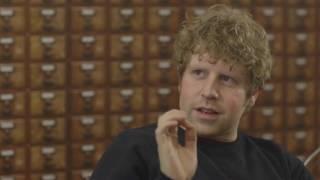 Alex Horne interviews Josh Widdicombe for Dave's Taskmaster (2015)