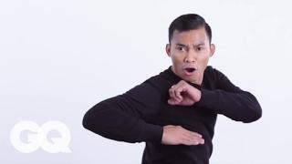 Tony Jaa Kicks and Punches Everyday Objects | GQ