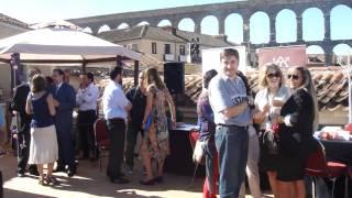 Mercado de Empresas Activa Segovia 2011. Hotel Eurostars. 6/10/2011