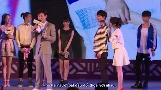 [Vietsub] Họp báo tuyên truyền Thiếu Nữ Toàn Phong - Dương Dương, Trần Tường,..